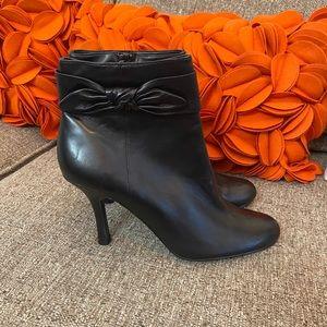 ❣️🆕Alfani Leather Heeled Boots❣️